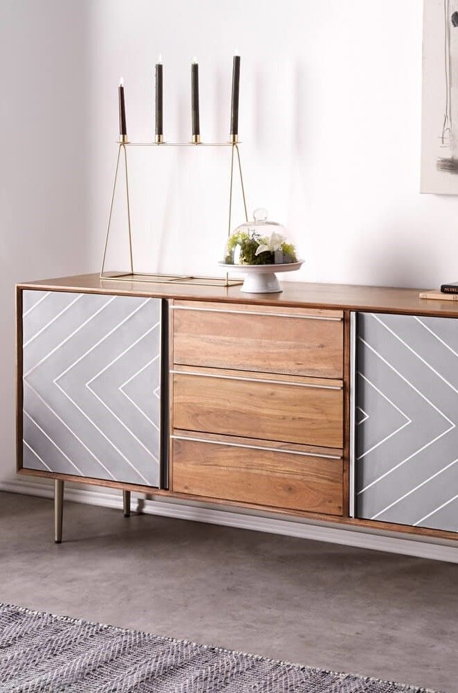 Sideboard with doors MADEMOISELLE By Miniforms Furniture