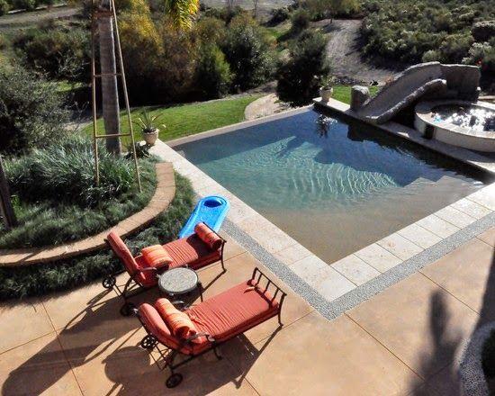 501537a135d1c Piscina en su propio patio trasero es un refresco real en los días calurosos  de verano