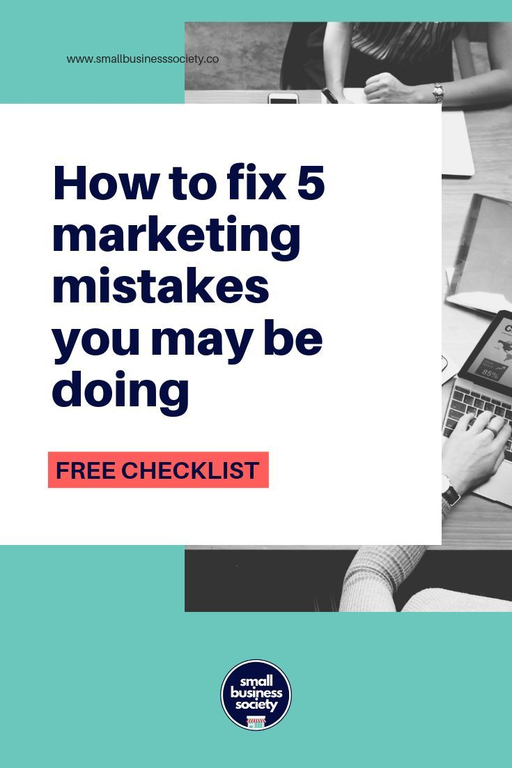 5 marketing mistakes you might be making  and how to fix them (PART ONE is part of Video marketing, Video marketing strategies, Video advertising, Marketing strategy, Marketing techniques, Marketing method - Many business owners don't have a formal business education, let alone specialized knowledge in marketing  So it's no surprise that it's an area of weakness … Read More