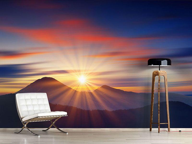 foto tapete m rchenhafte landschaft fototapeten landschaft pinterest tapeten fotos und. Black Bedroom Furniture Sets. Home Design Ideas