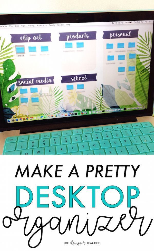Teachers, learn how to make a pretty desktop organizer with this step-by-step tutorial.