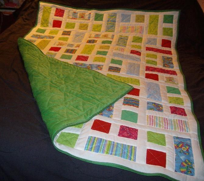 Get Snuggly Soft Quilts with Fleece Backing | Scrap, Craft and ... : quilt backs - Adamdwight.com
