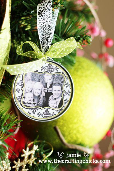 Sassy Juice Top Photo Ornaments Photo christmas ornaments