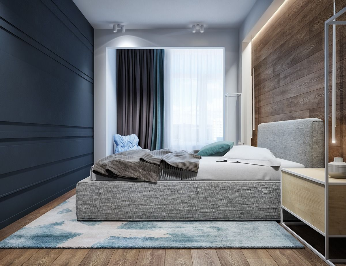 2 Luxury Apartment Designs For Young Couples   Young couples, Luxury ...