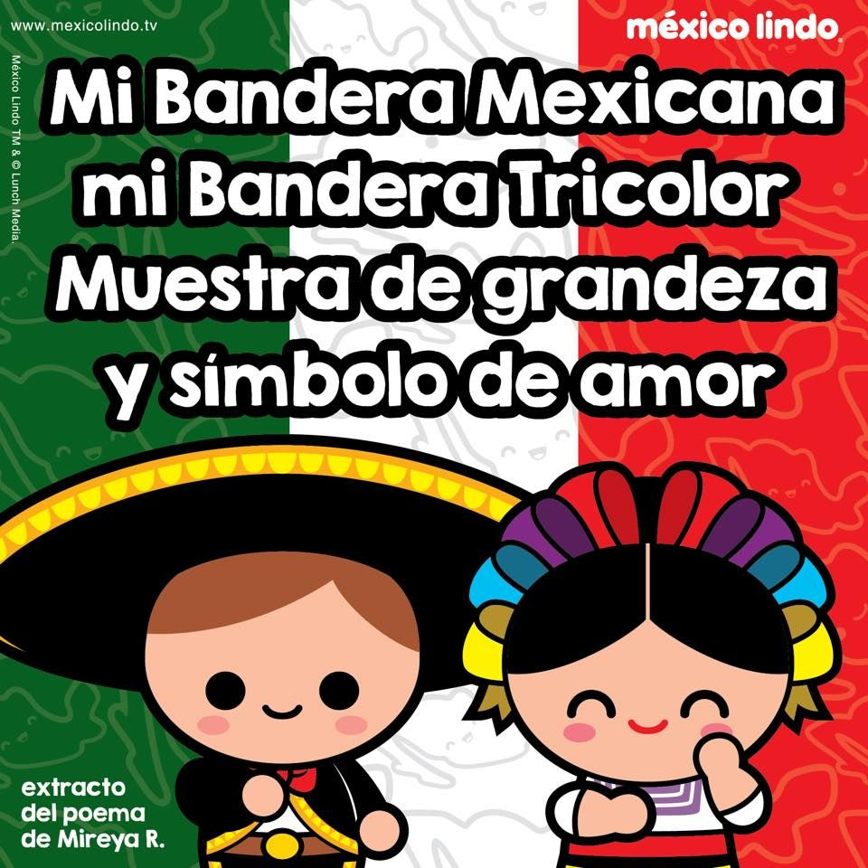 Bandera Mexicana Banderas Mexicanas Munecas De Trapo Mexicanas Dia De La Bandera