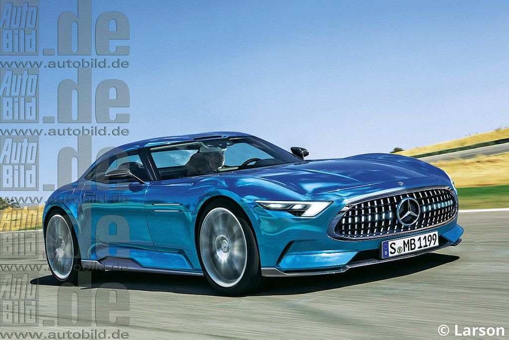 2018 mercedes benz 230 sl. modren 230 2018 mercedesbenz sls amg render throughout mercedes benz 230 sl