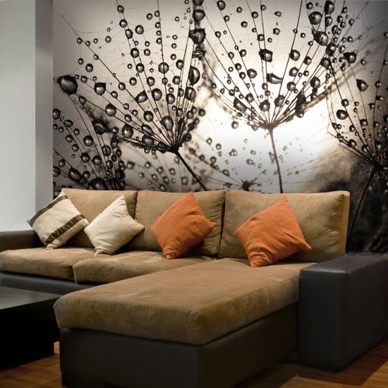 Dmuchawce Na Fototapetach Home Decor Decor Furniture