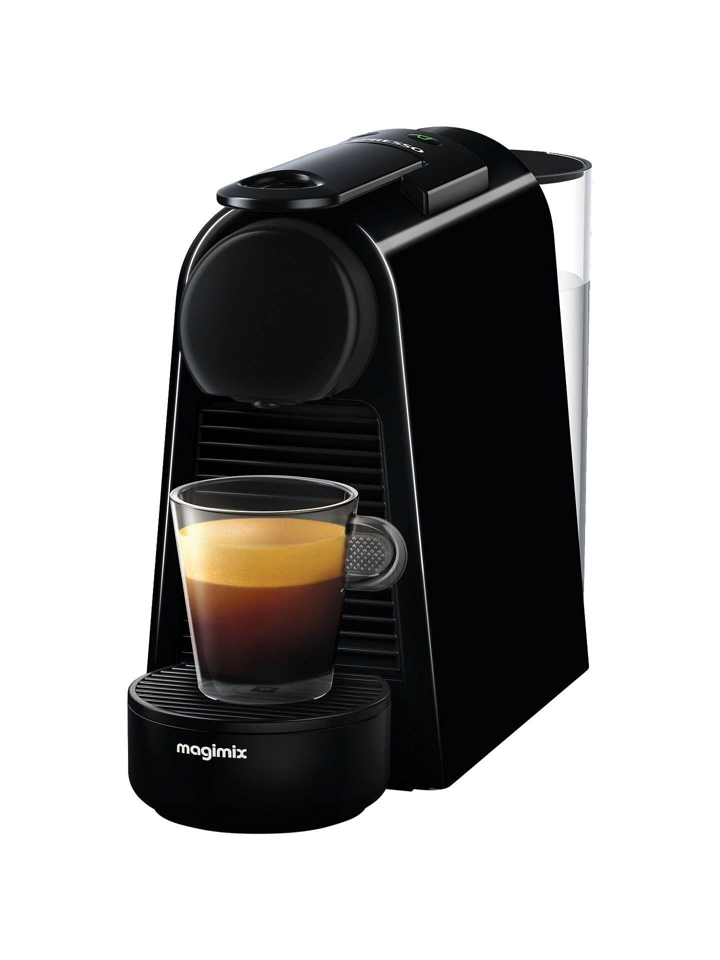 Buynespresso Essenza Mini 11368 Coffee Machine By Magimix