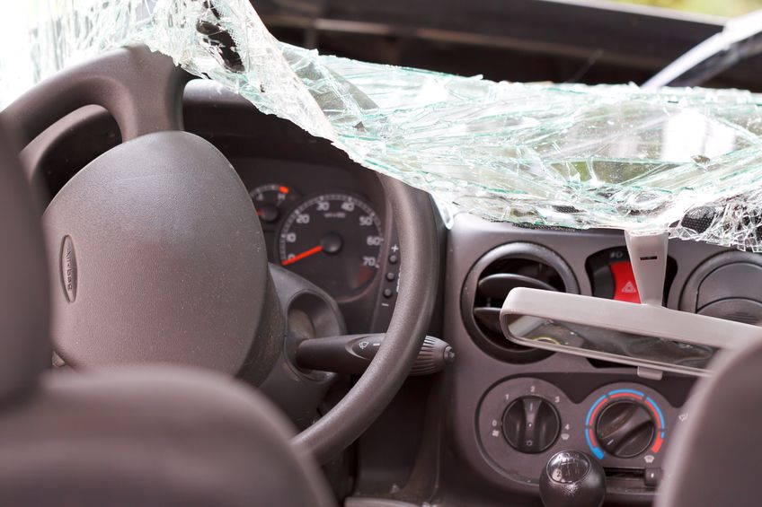 Headon collisions are more likely to result in fatalities