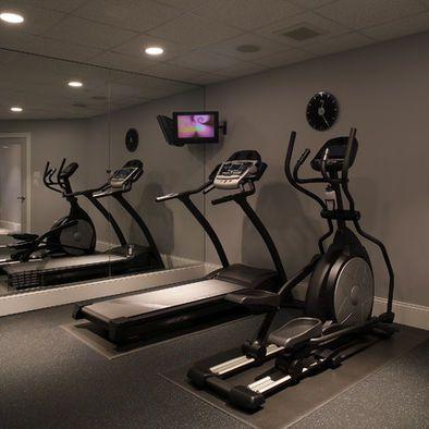 exercise room  home gym decor gym room at home home gym