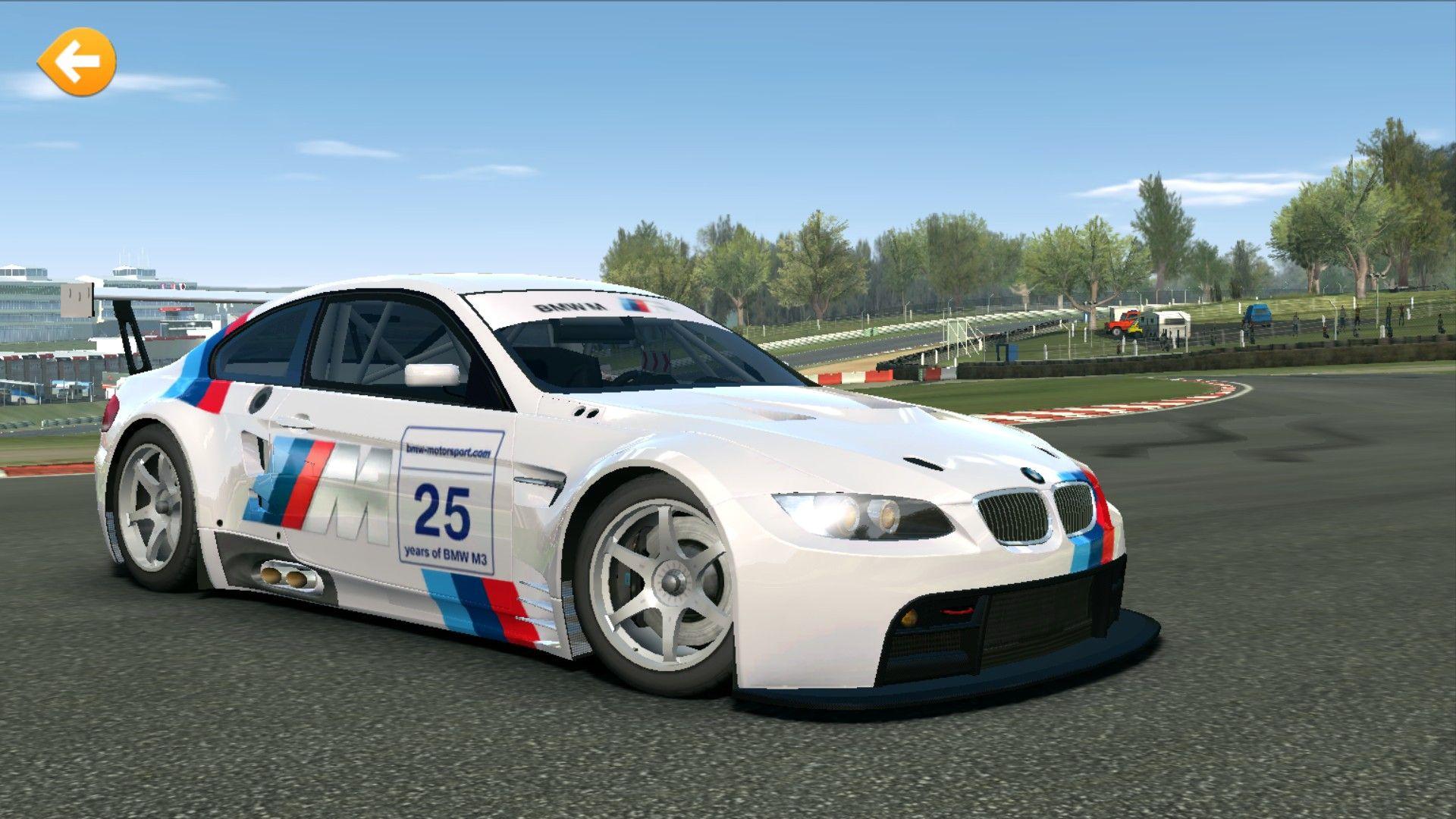BMW M3 GT2 ALMS Real Racing 3   Racing Games   Real racing