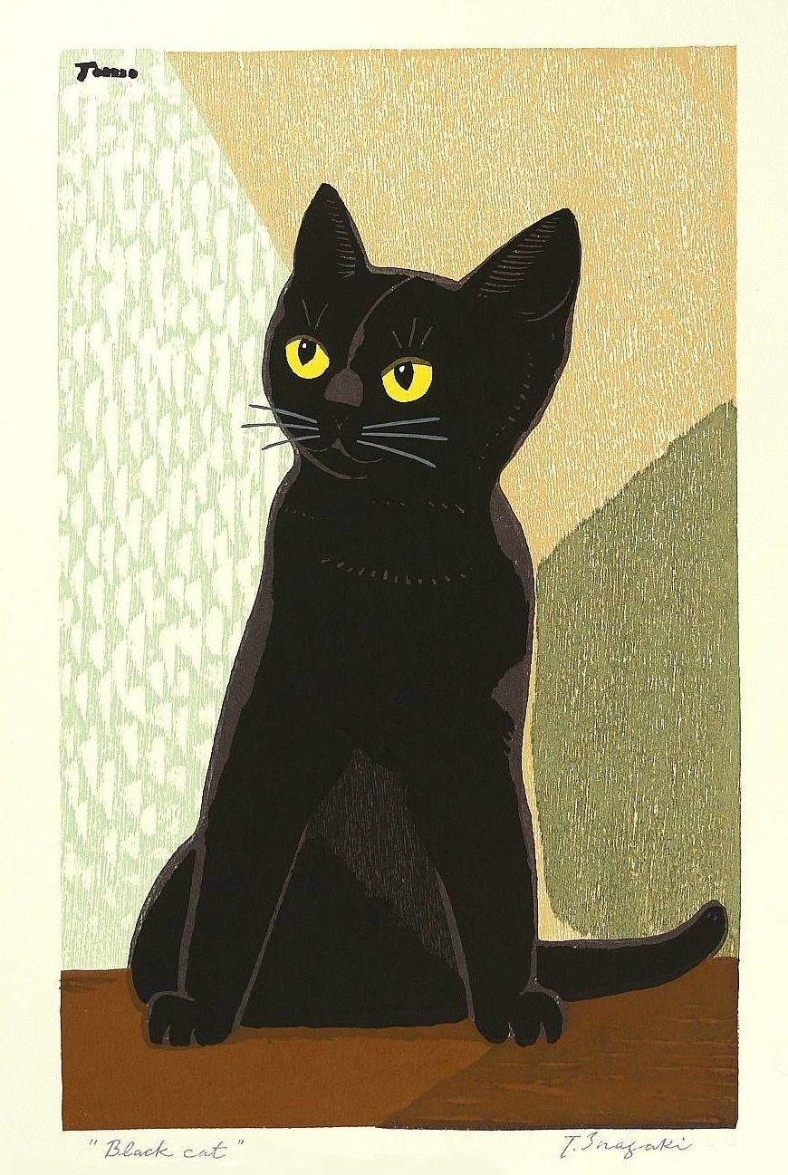 Los gatos saben por instinto la hora exacta a la que van - Pintura instinto ...