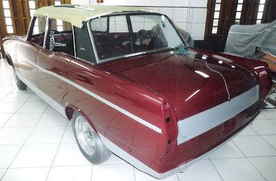 Antigos Verde Amarelo: Chrysler Esplanada 1969 - Restauração ...