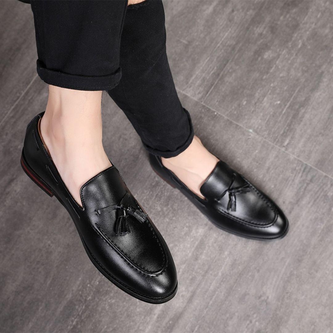 mens dress shoes size 5