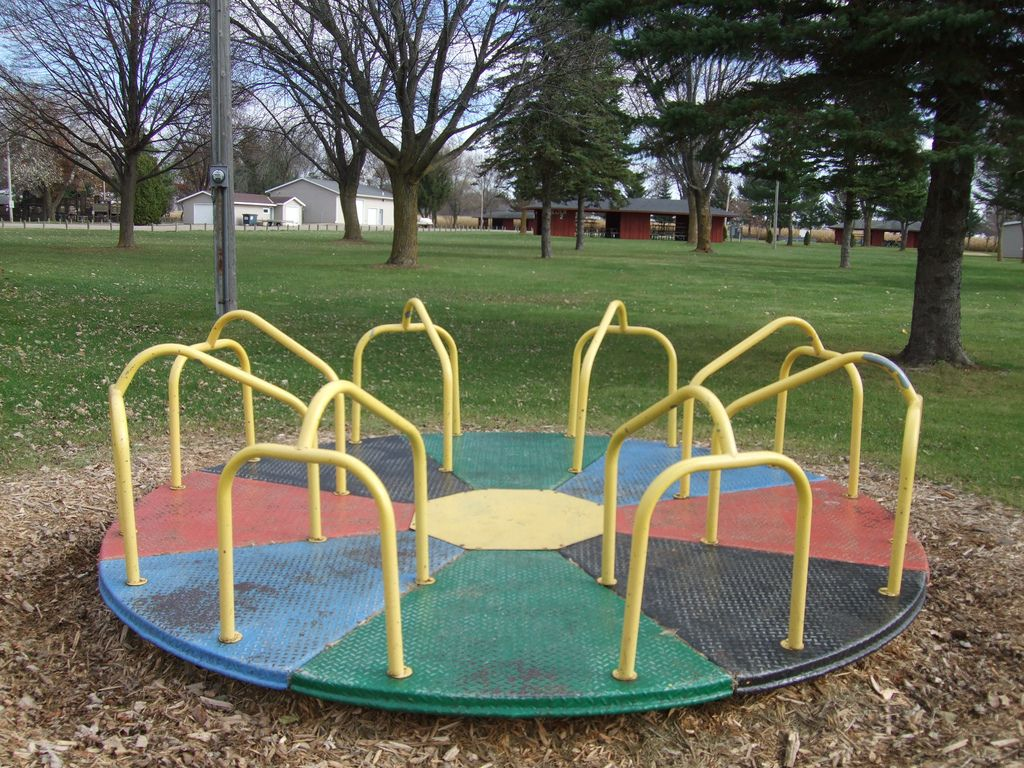 Vintage Playgrounds Spent Many An Hour On One Of These