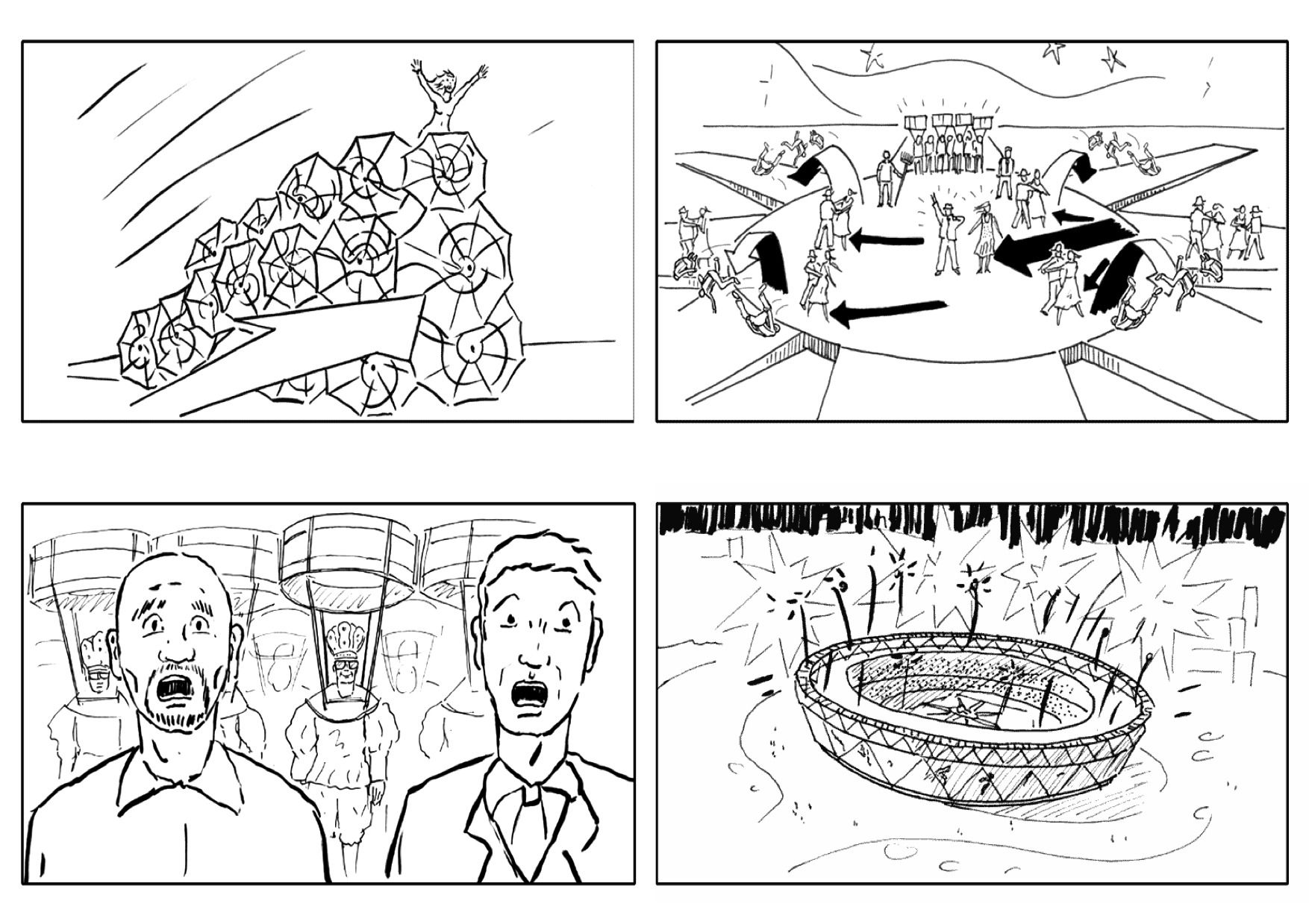 Adam James Is A Storyboard Amp Concept Artist Of Note See