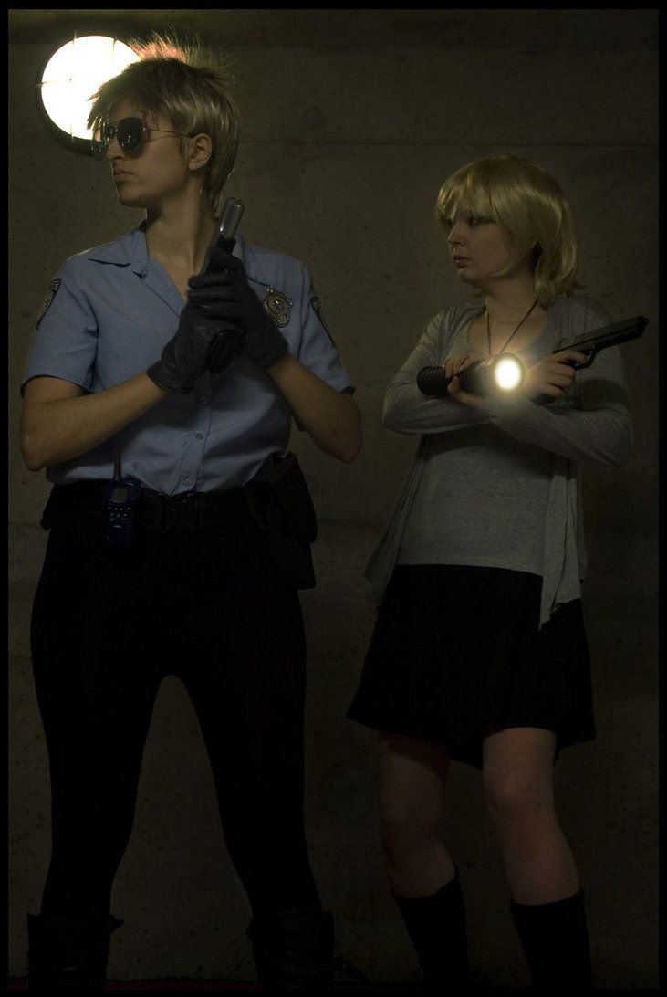 On Your Guard - Silent Hill by KellyJane on DeviantArt