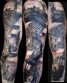 Tattoos On Pinterest Rękaw Męski Tatuaż Na Ramieniu