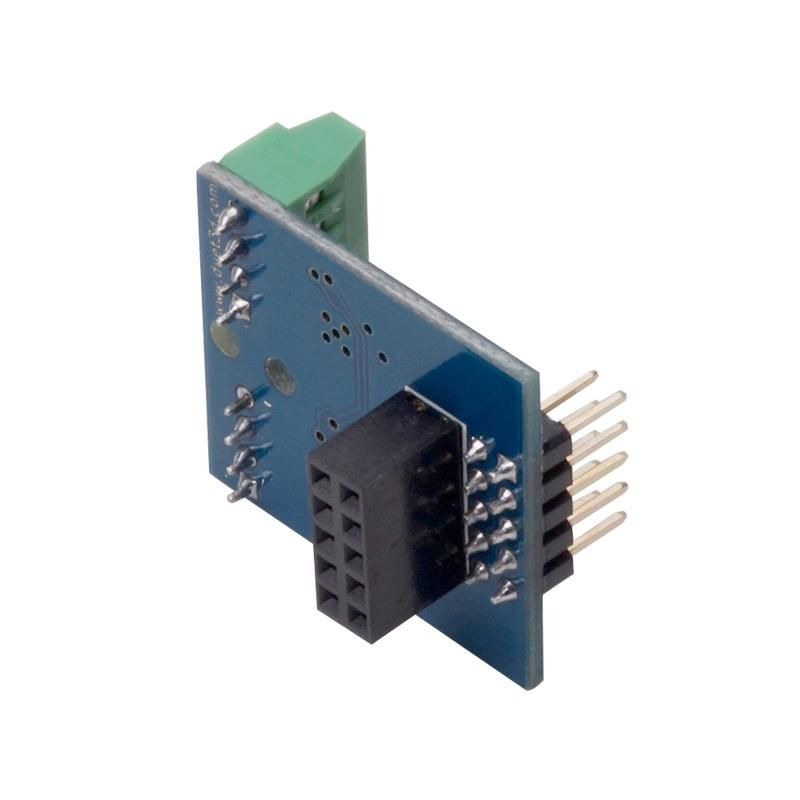 PT100 Daughter Module Board Allowing Two PT100 Temperature