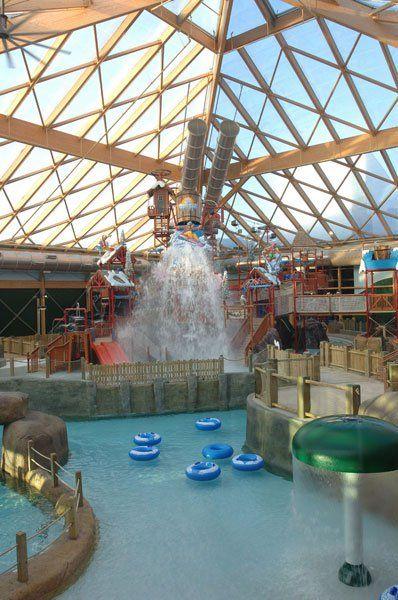 Massanutten Resort Water Park Mcgaheysville Virginia Vacation
