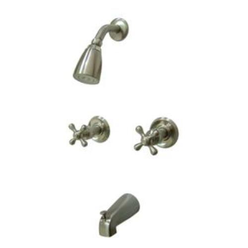 Kingston Brass Victorian 2hdl T S Faucet At Menards Tub Shower