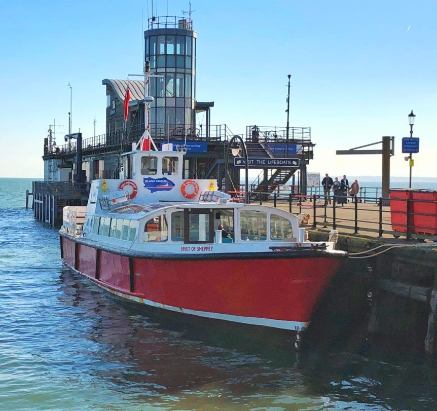 Island Cruises Ltd Connecting Sheppey with the World in