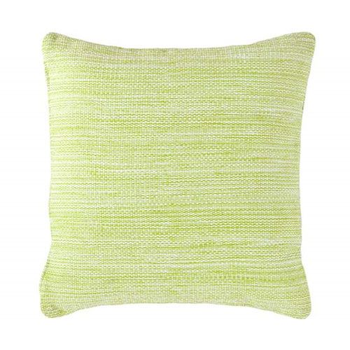 Mixed Apple Green And White Decorative Pillow From PoshTots Baby Fascinating Apple Green Decorative Pillows