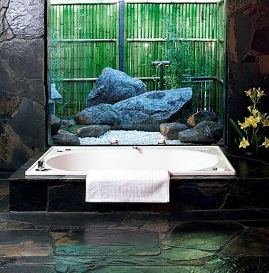 Modern Japanese Bathroom Design in Your House modern japanese