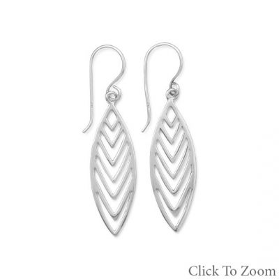 .925 Sterling Silver Polished Cut  http://www.bramjewelry.com/?Click=393