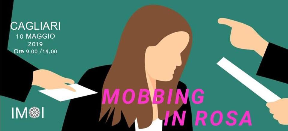 Cagliari Mobbing In Rosa Una Giornata Di Dibattiti Scrittori