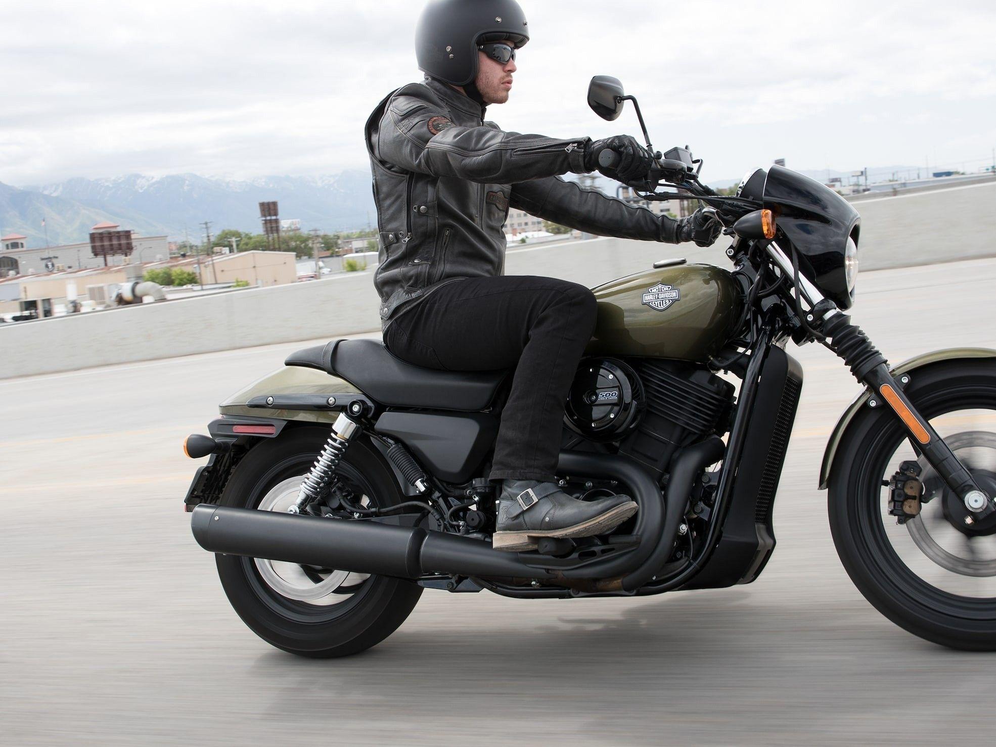 Unique Harley Davidson Street 500 India Harley Davidson Street