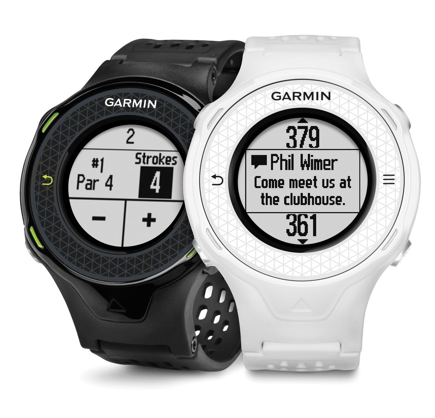 Garmin Approach S4 Golf GPS Watch Golf gps watch, Garmin