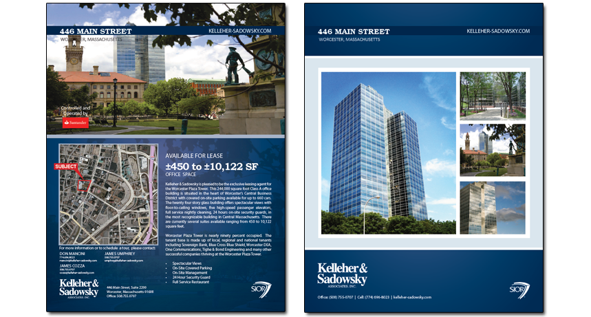 commercial real estate flyer - Google Search   brochure ...