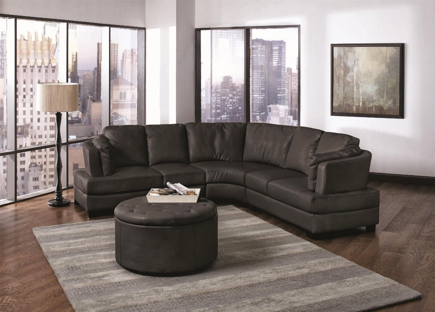Count Them! Reasons Why You Should Buy Sofa Sectionals   Modern Sectional  Sofa   No Wonder That Sectional Sofas Appeal To Many Homeowners And  Interior ...