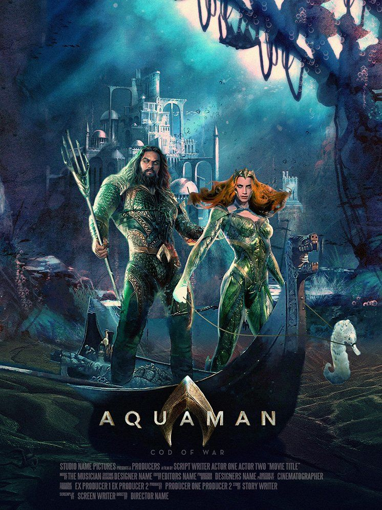 Image result for aquaman poster Aquaman, Superhero