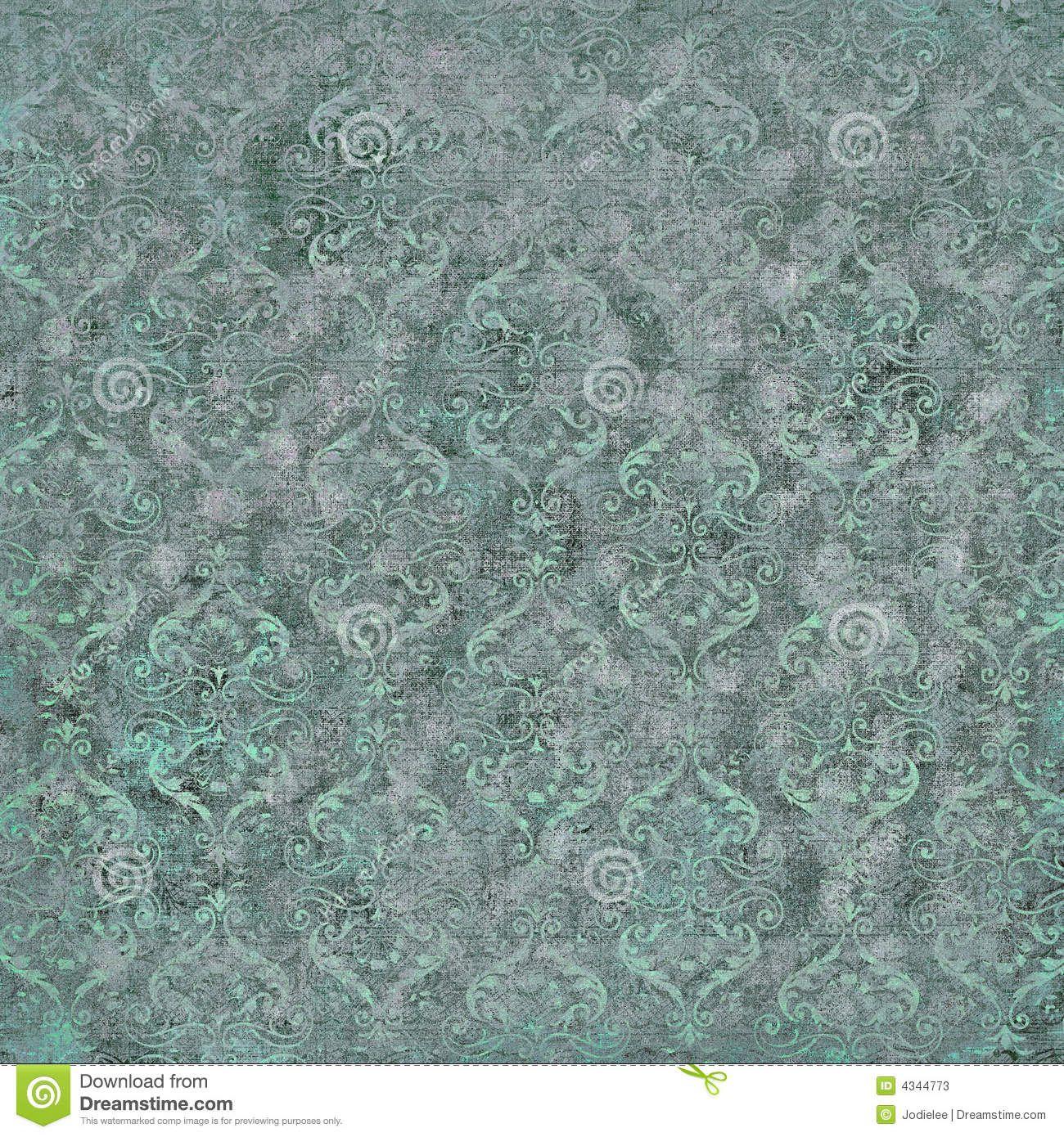 Papel De Parede Do Damasco Do Vintage - Baixe conteúdos de Alta Qualidade entre mais de 37 Milhões de Fotos de Stock, Imagens e Vetores. Registe-se GRATUITAMENTE hoje. Imagem: 4344773