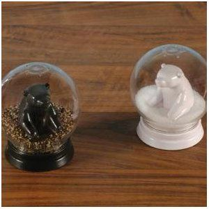Omg Need To Have Gama Go Salt And Pepper Snowglobe Snow Globes Salt Pepper Shakers Stuffed Peppers