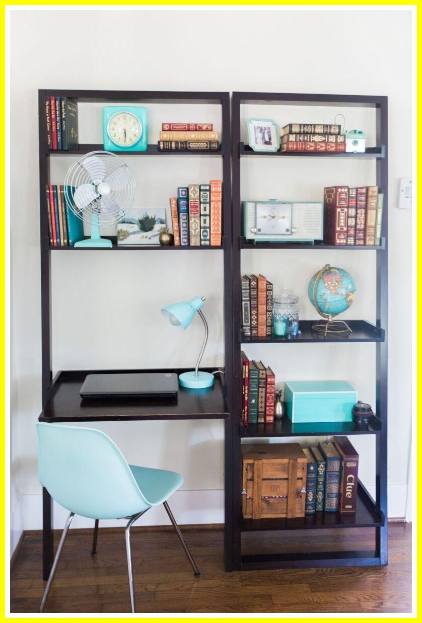 37 Reference Of Small Bookshelf Desk In 2020 Bookshelf Desk Creative Office Furniture Home