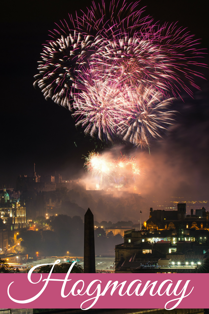 The Best New Years Party Hogmanay in Edinburgh, Scotland