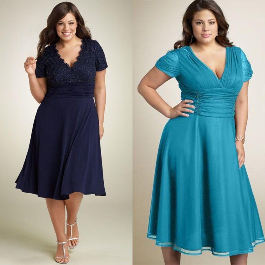 Vestidos para gordinha | telas y costuras | Pinterest | Jackie ...