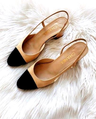 Chanel heels, Women shoes sale