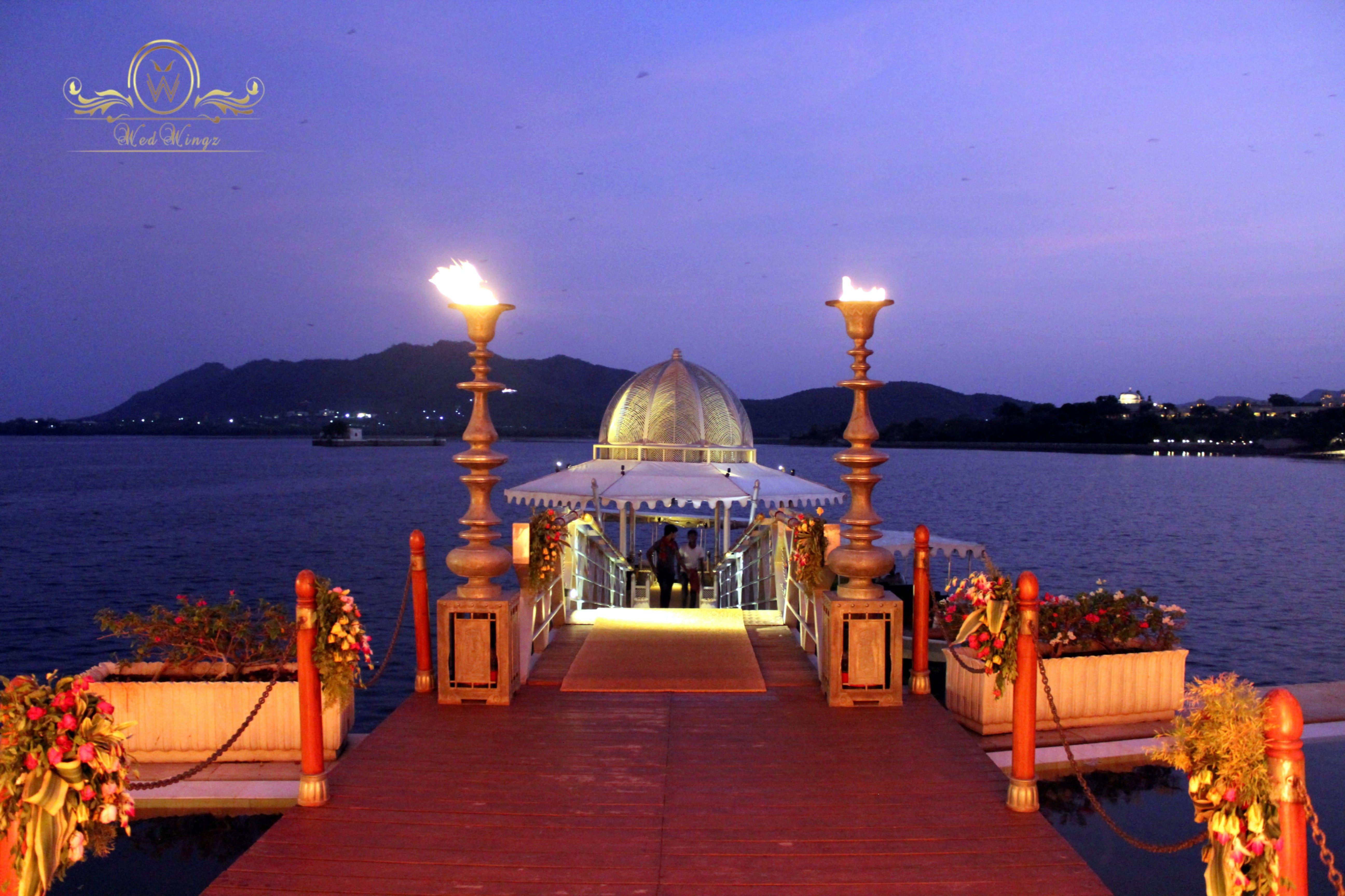 Wedding at The Leela Palace Udaipur Destination wedding