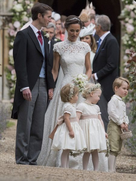 Pippa Middleton's Wedding May 20, 2017
