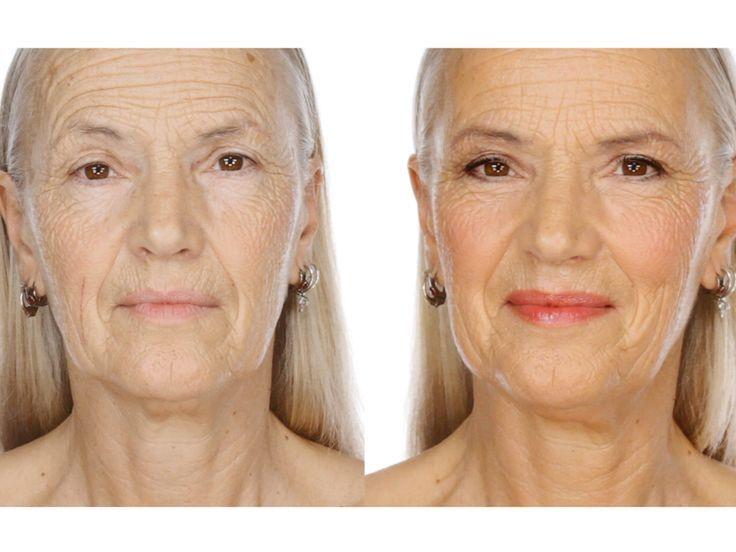 Pin On Mature Age Makeup