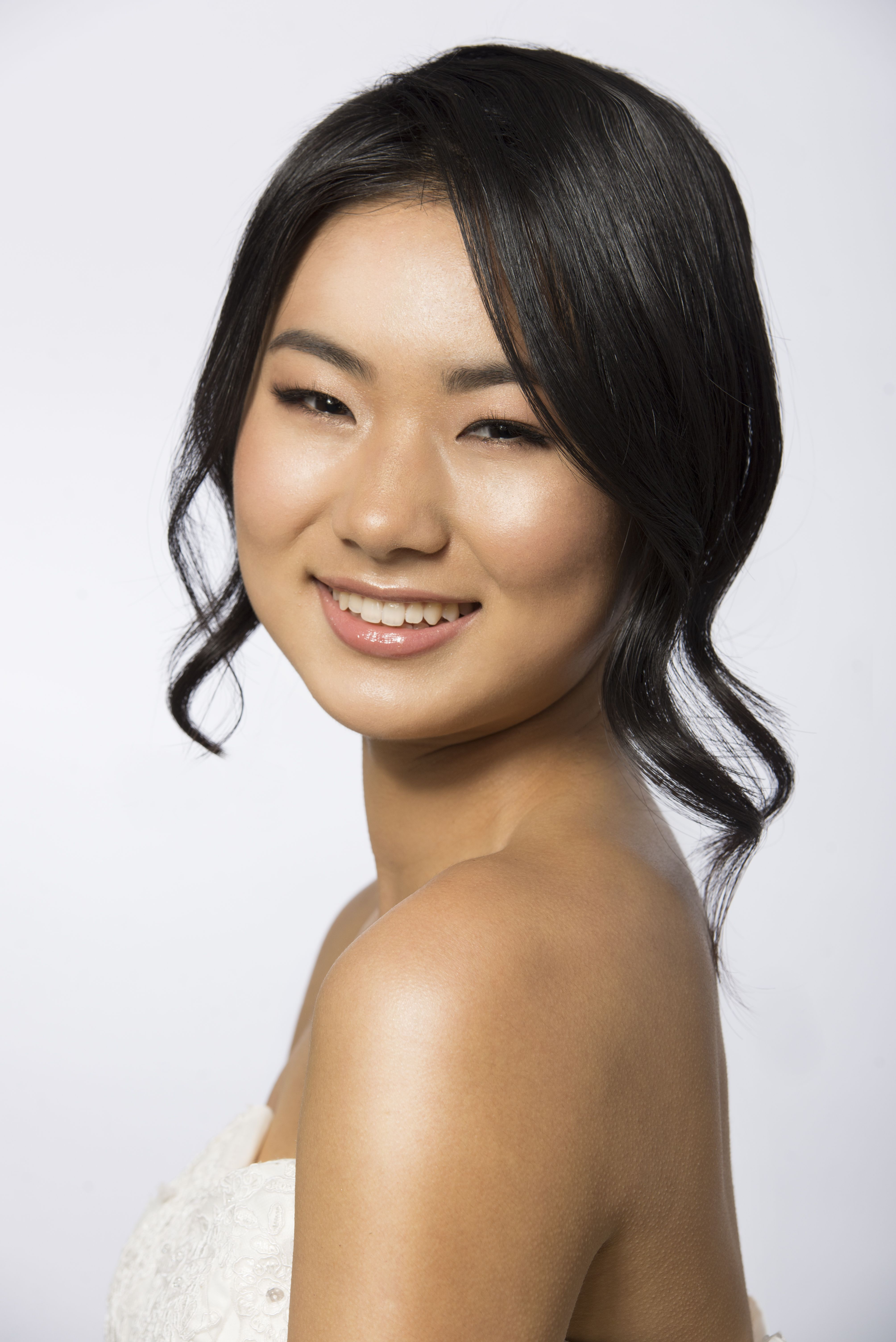 natural makeup for asian hair and makeup by Zoe Zhu www