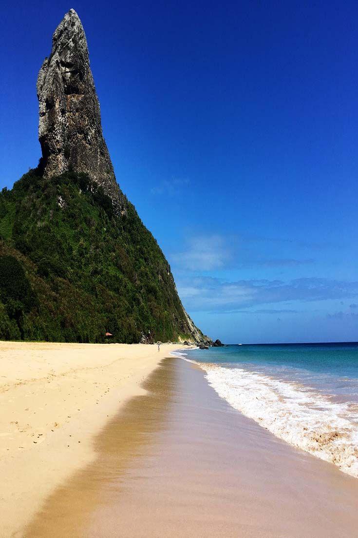 Conceicao Beach, Fernando de Noronha, Brazil. | Inspired ...