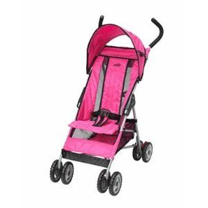 Evenflo XSport Folding Umbrella Stroller- Pink You're want to buy ...