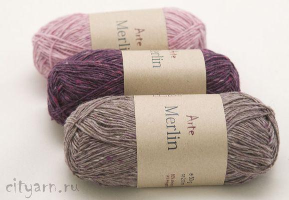 Пряжа Arte MERLIN - Arte <- Пряжа для ручного вязания - Каталог | Пряжа для города