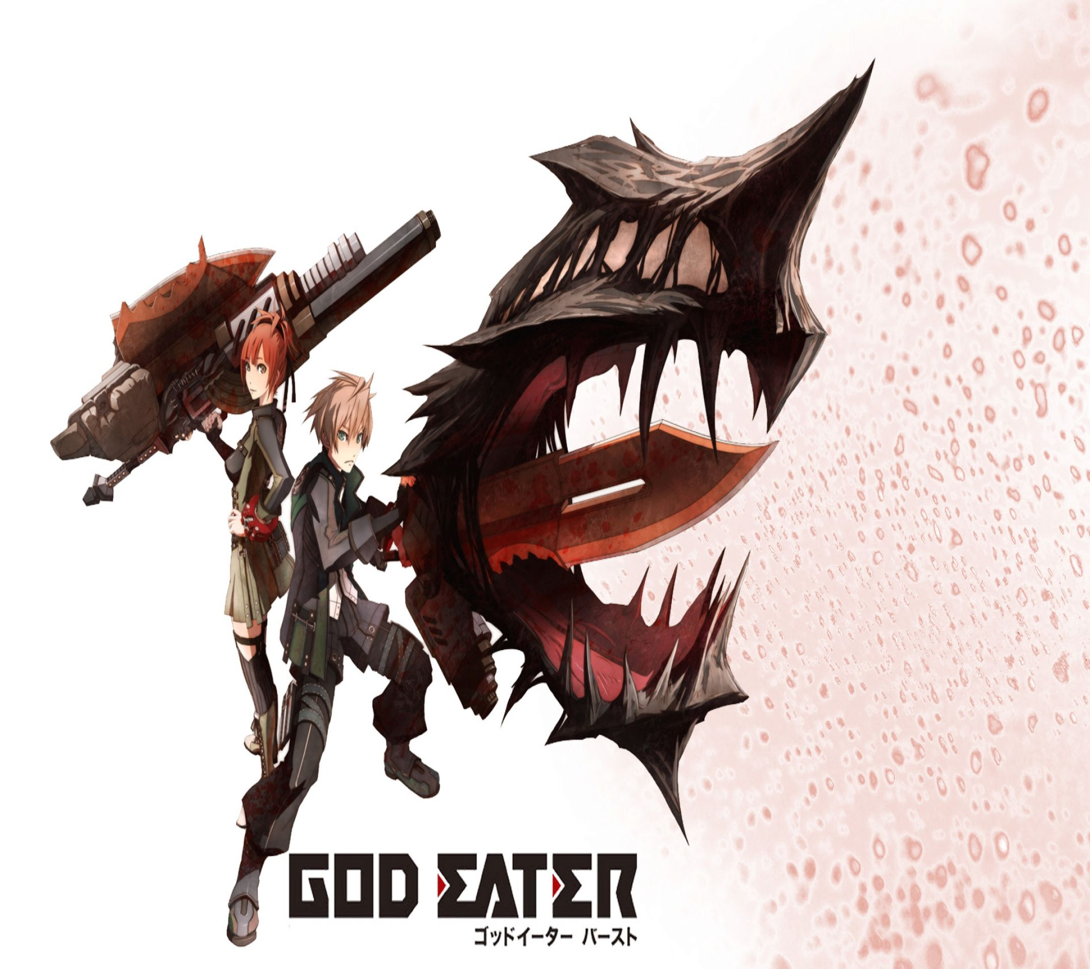 god eater anime tap to see more anime wallpaper
