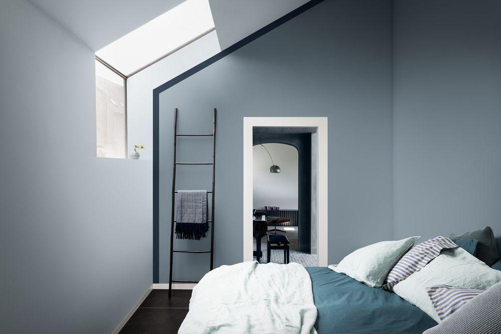 Denim drift slaapkamer slaapkamer ideeën pinterest slaapkamer